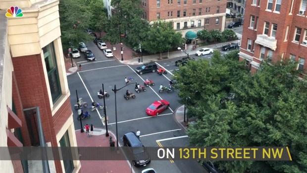 Dirt Bike and ATV Riders Swarm Through DC, Northern Virginia