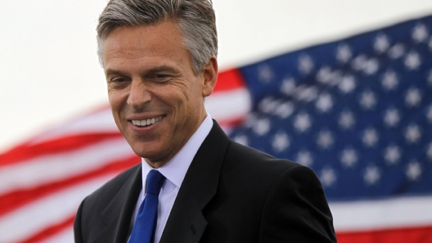 Afternoon Read: Bob Breakfasts With Huntsman