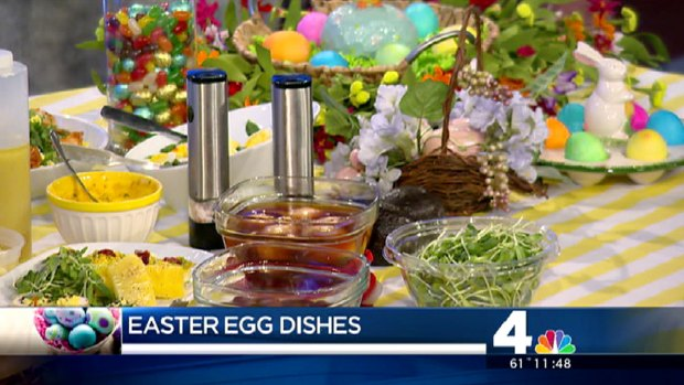 [DC] Healthy Ways to Use Your Leftover Easter Eggs