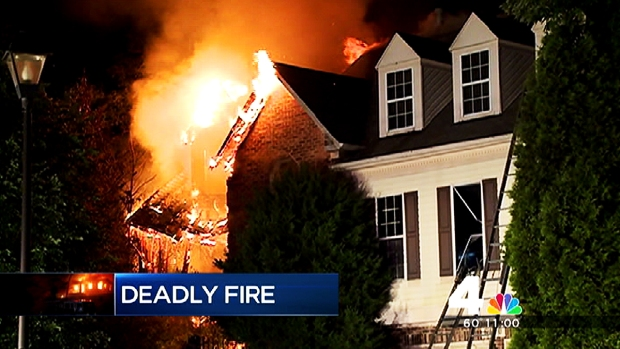 [DC] Ammunition Explodes During Bowie House Fire