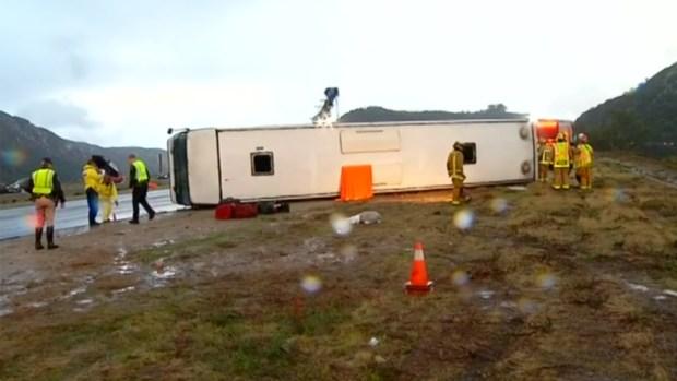 [DGO] Casino Bus Crash Kills 1, Injures 21