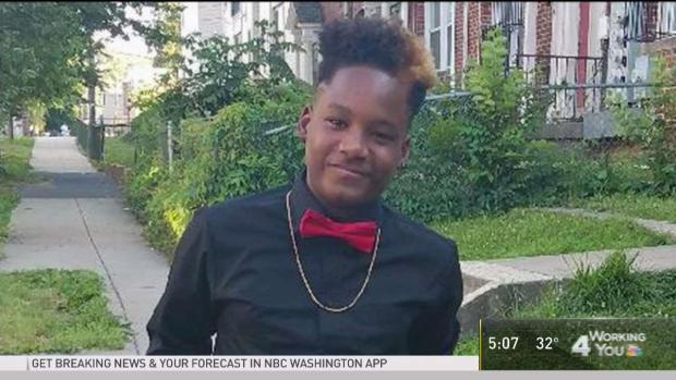 14-Year-Old Boy Shot, Killed Near His DC Home
