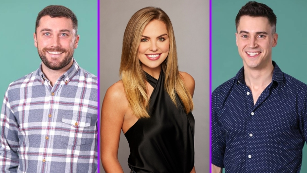 [NATL-AH] 'The Bachelorette' Suitors Revealed: See Hannah B's Guys
