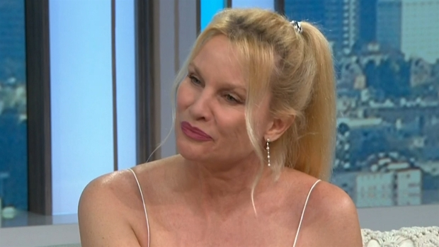 [NATL-AH] Nicollette Sheridan Talks Huffman's Role In College Cheating Scam