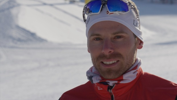 Cross-Country Skiing With Three-Time Olympian Andy Newell