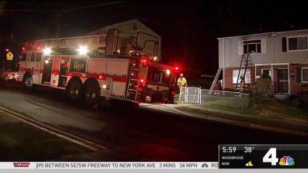 [DC] Man Found Dead After Small Fire in Md. Home