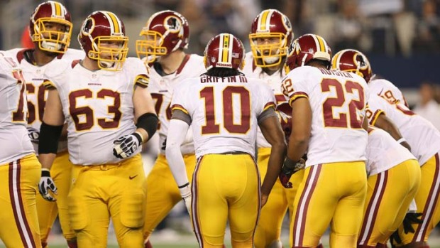 Redskins Get Help, Firmly In Playoff Picture
