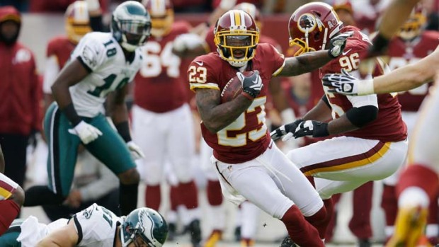 Redskins' Hall Fined - Again