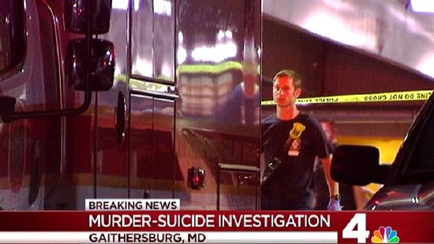 [DC] 2 Die in Murder-Suicide in Gaithersburg: Police