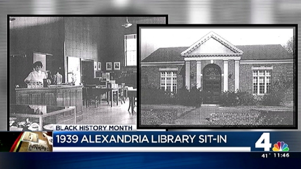 [DC] Black History Month: Story of the Alexandria Library Sit-In
