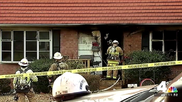 [DC] One Dead in Springfield Fire