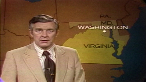 WATCH: NBC News Coverage of 1974 Crash Near Mt. Weather