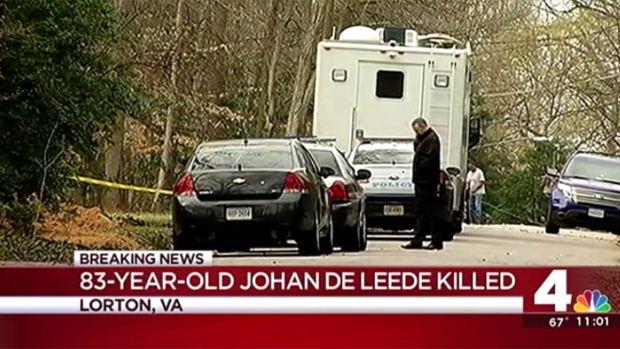 [DC] 'Just Shocking': Man, 83, Shot & Killed in Lorton