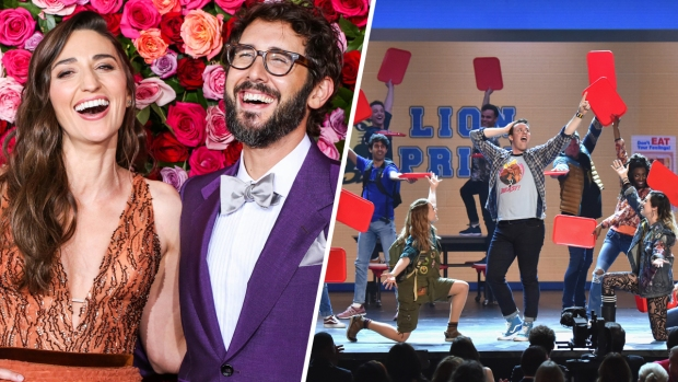 [NATL]Top Moments From the 2018 Tony Awards