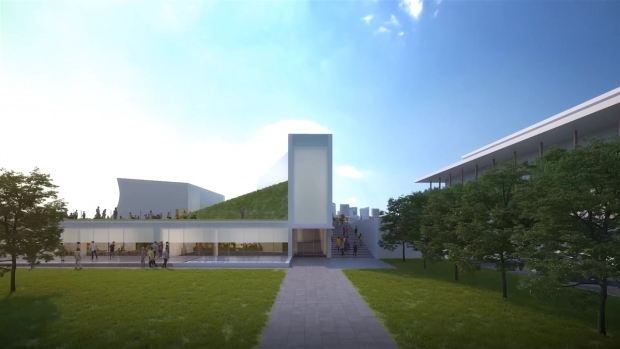 [DC] Check Out This Animation of the Kennedy Center's New $250M Space
