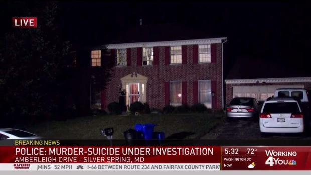 [DC] 2 Dead 3 Injured in Silver Spring Murder-Suicide