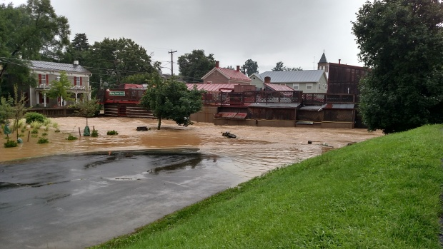 PHOTOS: Flooding in Virginia