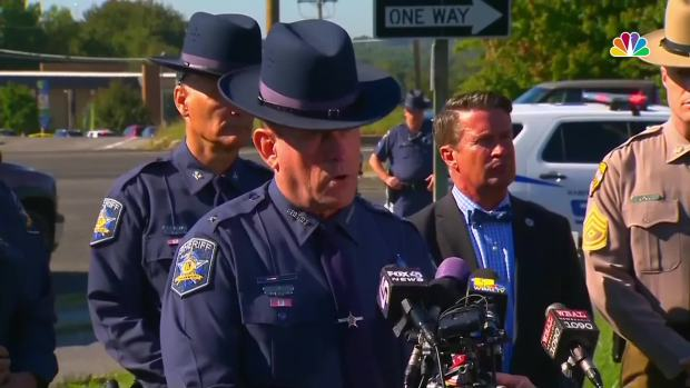 [NATL] 3 Dead in Maryland Shooting; Manhunt for Gunman Underway