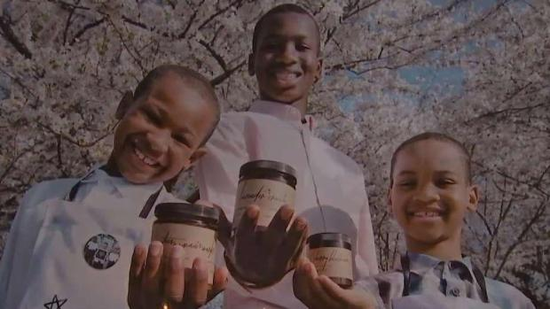 [DC] 3 Young Maryland Brothers Find Success With Candle Company