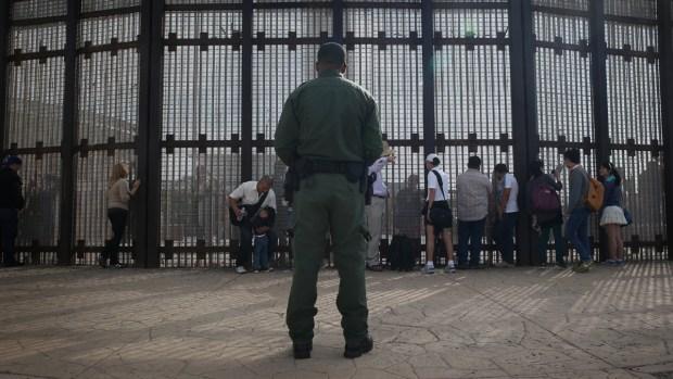 U.S. Border Control Crisis in Photos