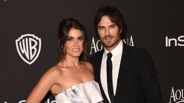 Celebrity Baby Boom: Nikki Reed and Ian Somerhalder