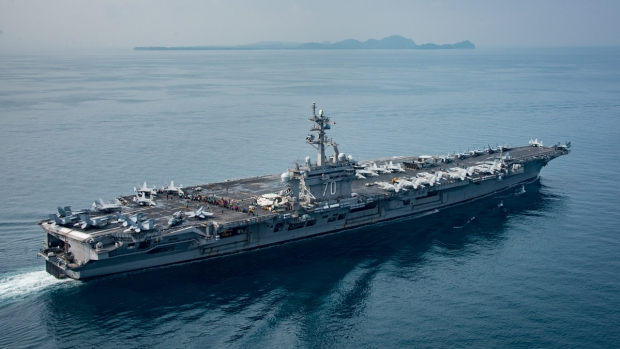 [NATL] North Korea Issues New Threat as USS Carl Vinson Makes Way to Korean Peninsula