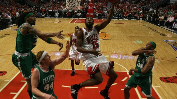 The Epic Bulls Vs. Celtics 2009 Playoff Series