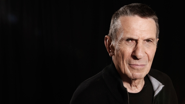 "[NATL] PHOTOS: Life and Times of ""Star Trek's"" Leonard Nimoy"