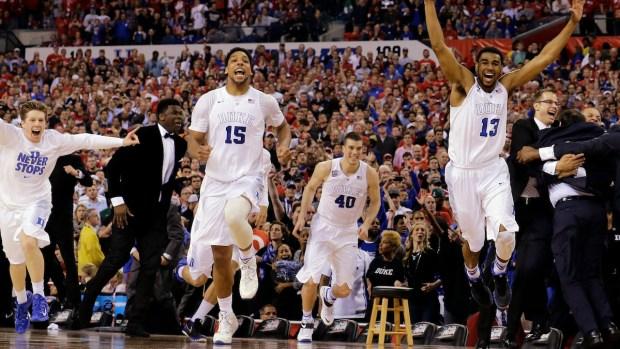 [NATL-MENS] NCAA 2015: Best Moments