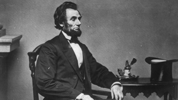 [NATL] PHOTOS: Historic Images of Abraham Lincoln