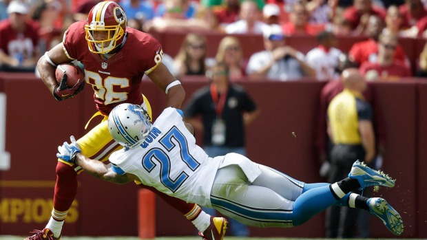 Lions 27, Redskins 20