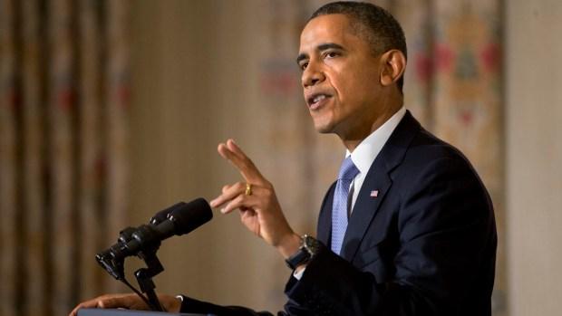 [DC] Obama Campaigns for McAuliffe in Arlington
