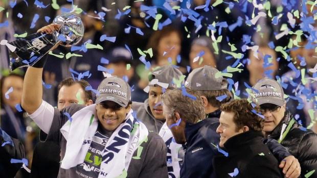 [NATL] Scenes From Super Bowl XLVIII