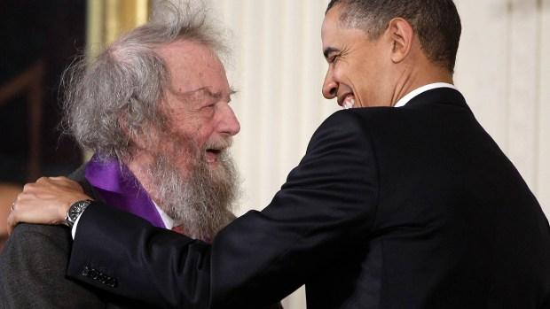 In Memoriam: Former US Poet Laureate Donald Hall