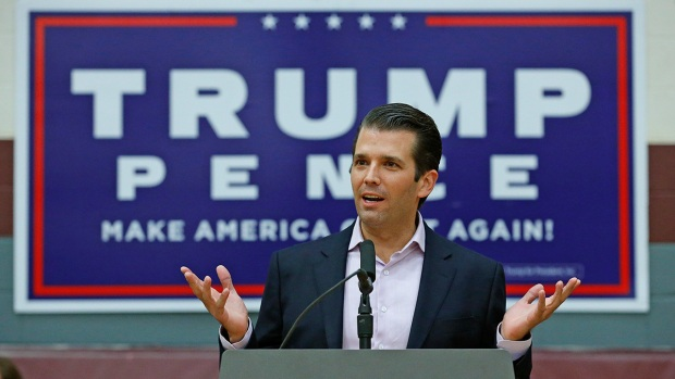 Donald Trump Jr. Admits He Met With Russian Lawyer