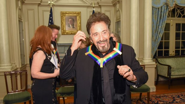 [NATL] Photos From the Kennedy Center Honors