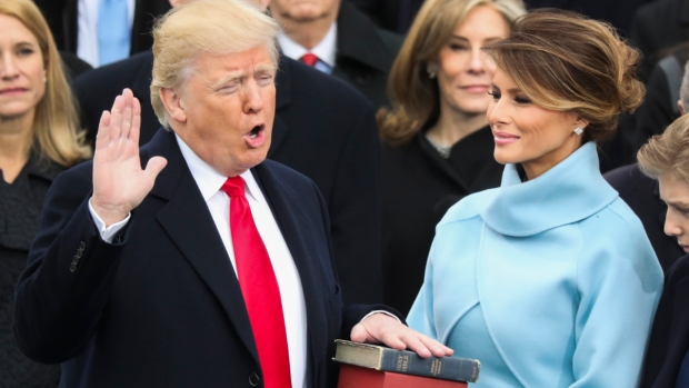 [NATL] Donald Trump Sworn in as 45th President