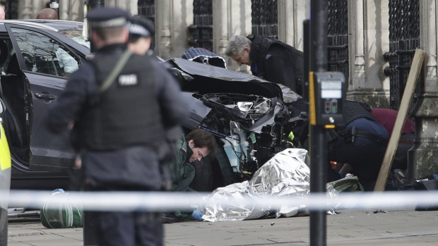 Kent MPs locked in House of Commons after double shooting