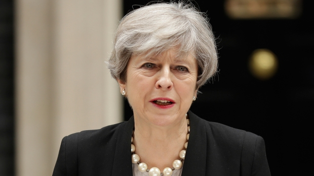 [NATL] Theresa May Speaks After Manchester Terror Attack