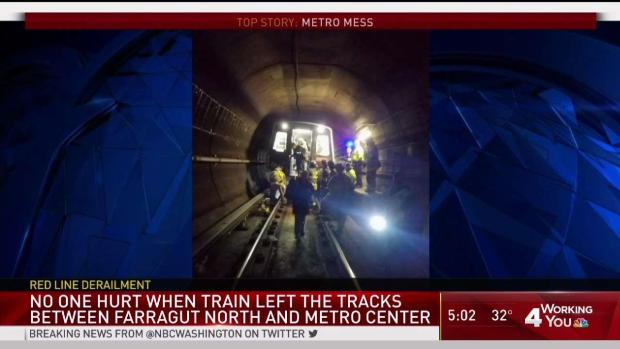 A Big-Picture Look at the Metro Derailment