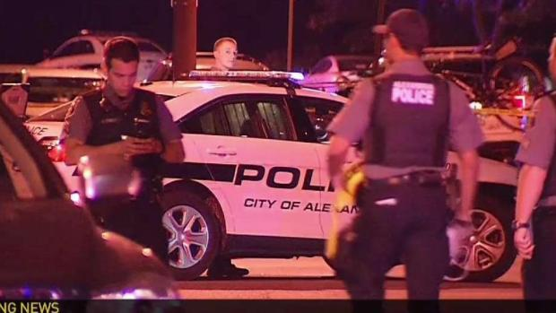 [DC] Alexandria Police Investigate Triple Shooting