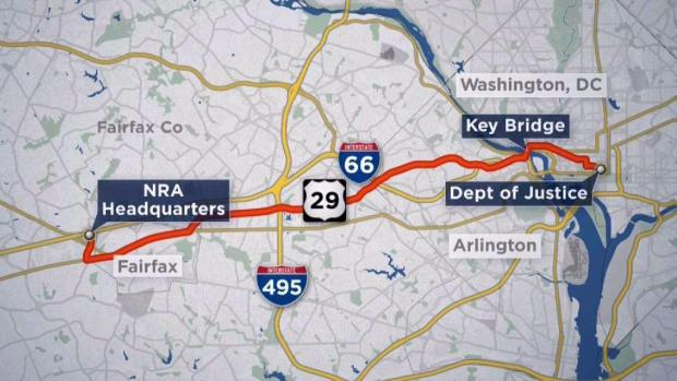 All-Day March Could Affect Your Friday Commute
