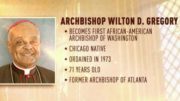 [DC] Archdiocese of Washington to Install First African-American