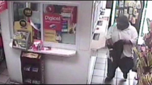 [DC] Montgomery Co. Armed Robbers Caught on Camera