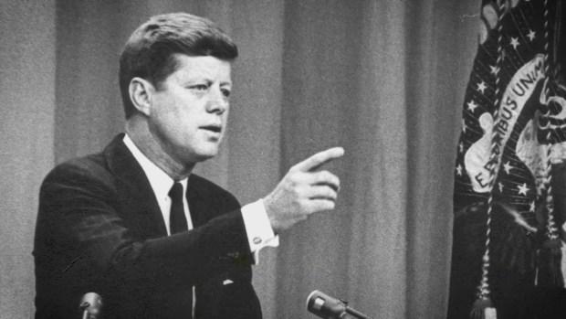 [NATL-NECN] Caroline Kennedy Reminisces About JFK