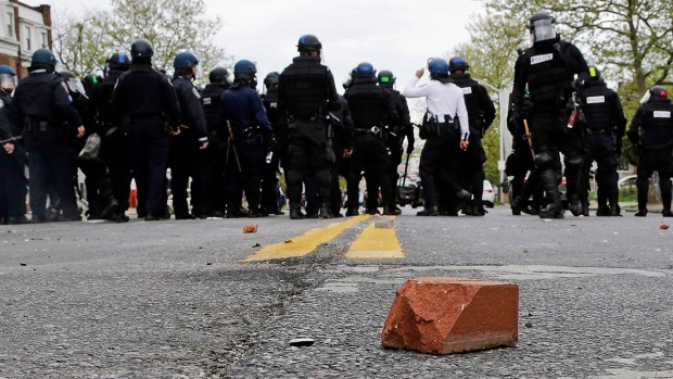 [DC] Gov. Hogan Declares State of Emergency in Baltimore