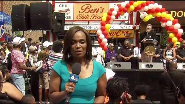 Ben's Chili Bowl Celebrates 60 Years With Block Party