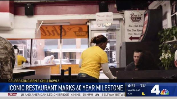 [DC] Ben's Chili Bowl Celebrates 60 Years With Block Party