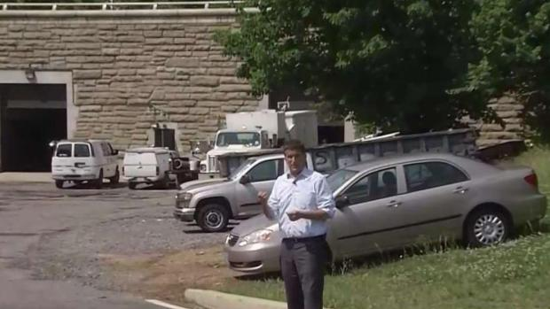 Workers Find Body at DC Sewage Station