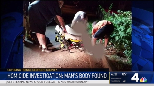 [DC] Body Found in Prince George's County